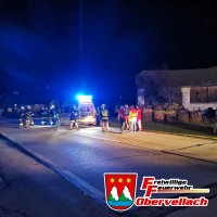 T VU3 - Verkehrsunfall Flattach