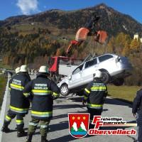 Technischer Einsatz - Verkehrsunfall