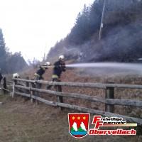 Brandeinsatz Pfaffenberg