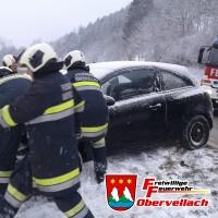PKW-Bergung B106 Berger Steig