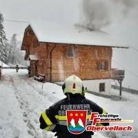 B4 Dachstuhlbrand Zwenberg