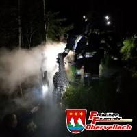 Brandeinsatz Pfaffenberg-Ost