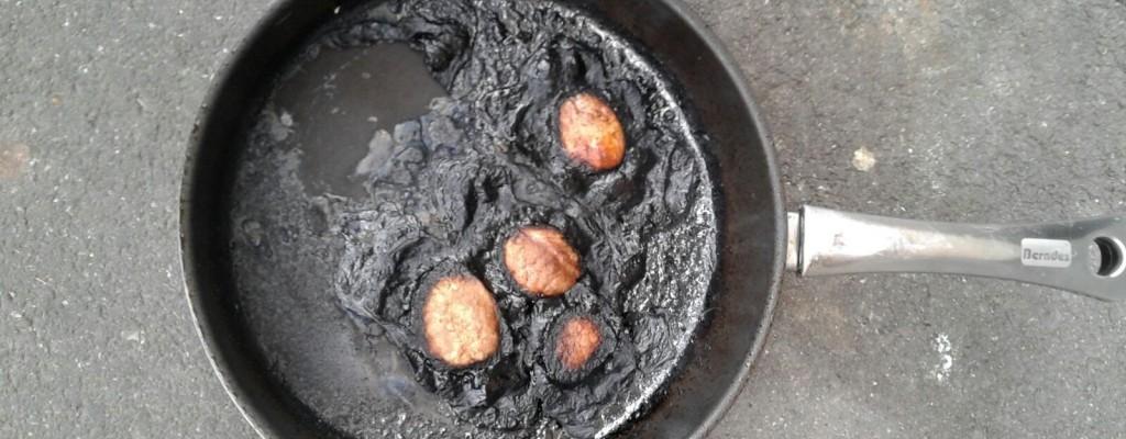 Brandeinsatz Wohnanlage Räuflach